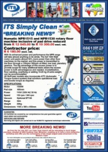 numatic cleaning equipment