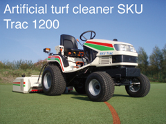 Horger Astroturf Equipment